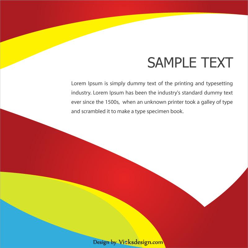 800x800 Information Poster Vector Design