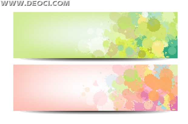Vector Design Background Banner
