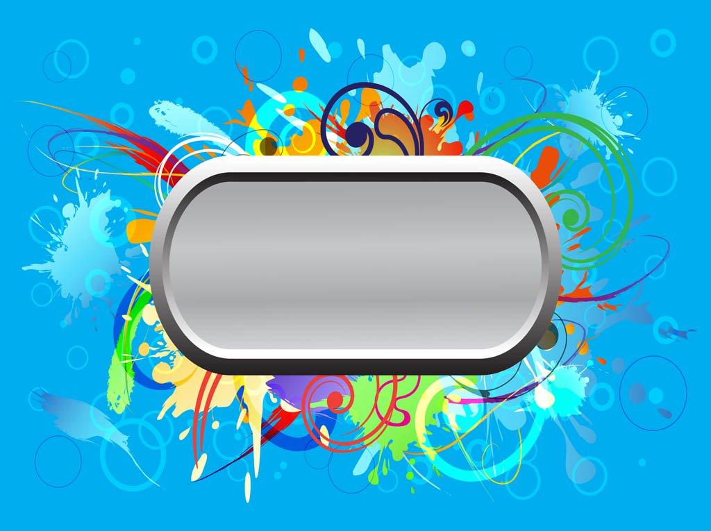 1024x765 Vector Banner Background Vector Art Amp Graphics