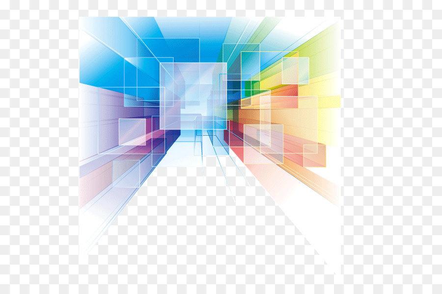 900x600 Abstract Art Euclidean Vector