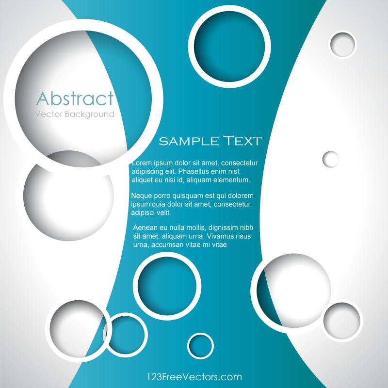 800x800 Circle Background Illustrator Template