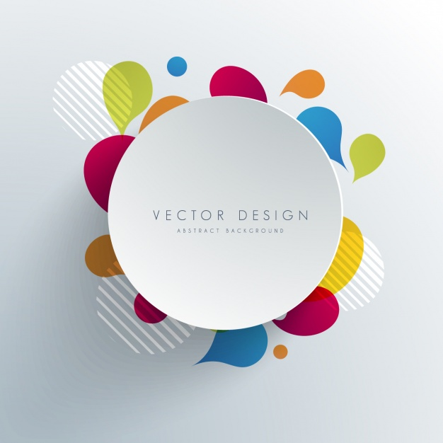 626x626 Coloured Background Design Vector Free Download