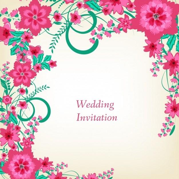 626x626 Floral Background Design Vector Free Download Regarding