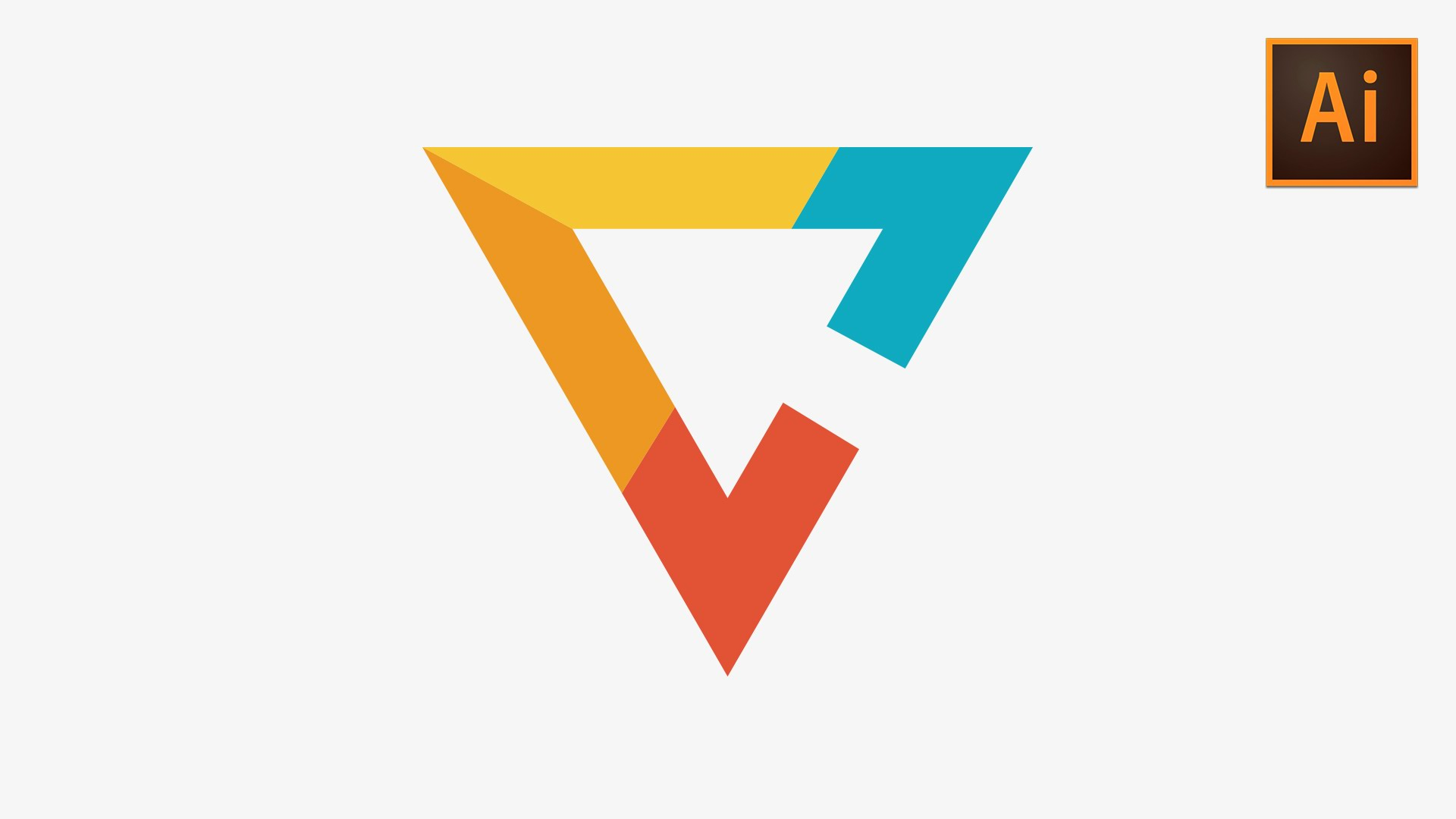 1920x1080 Learn How To Draw A Modern Vector Logo In Adobe Illustrator