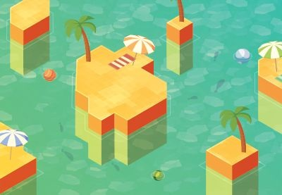 400x277 22 Illustrator Tutorials For Creating Isometric Illustrations