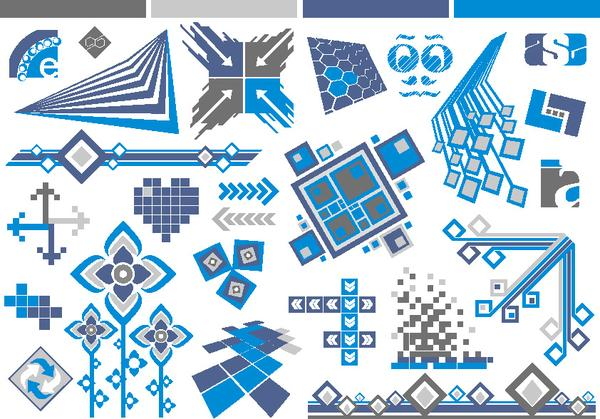 600x419 Vector Design Elements V.12 Free Download Illustration Ai