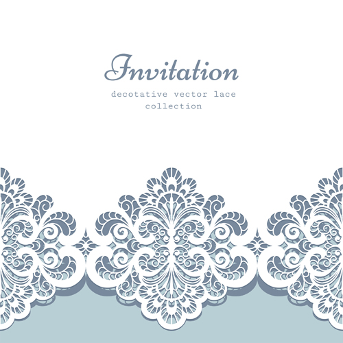 500x500 Save Our Designs Free Eps File Decorative Lace Invitation Cards