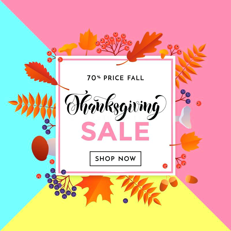 800x800 Thanksgiving Design Download Thanksgiving Autumn Sale Poster Fall