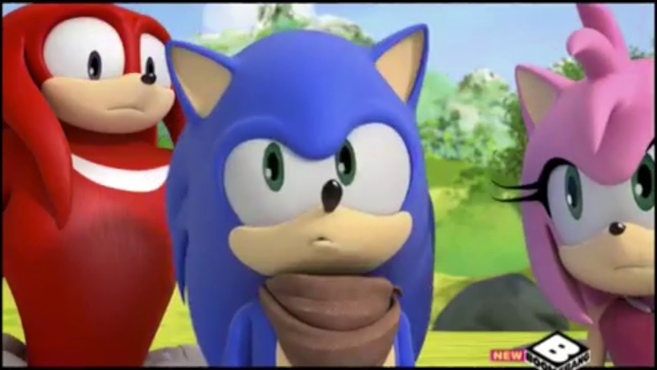 1280x720 Sonic Boom Season 2 Episode 44