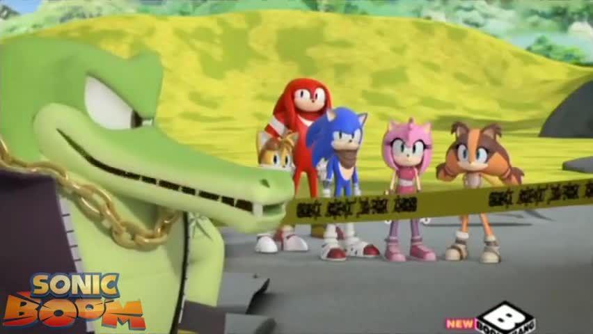 852x480 Watch Sonic Boom Season 2 Episode 44 Vector Detector Online