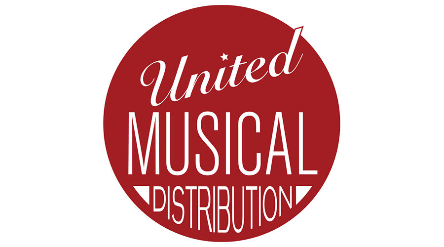 900x500 United Musical Distribution Logo Vector