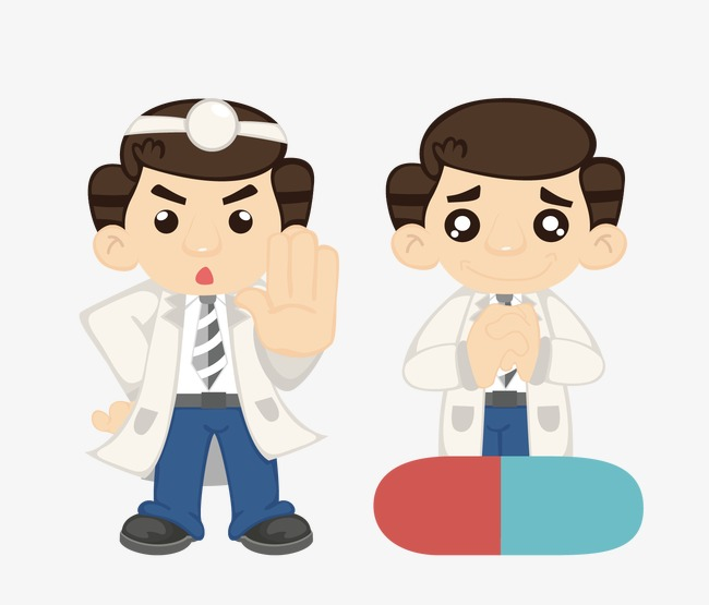 650x555 Doctors, Cartoon Doctor, Vector Doctor Png And Vector For Free