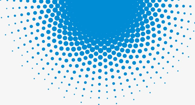 650x352 Gradient Dot, Gradient Vector, Dot Vector, Blue Png And Vector For