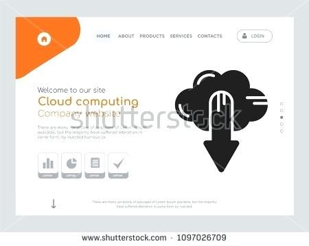 450x358 Linear Cloud Computing Vector Elements Download Free Art Website
