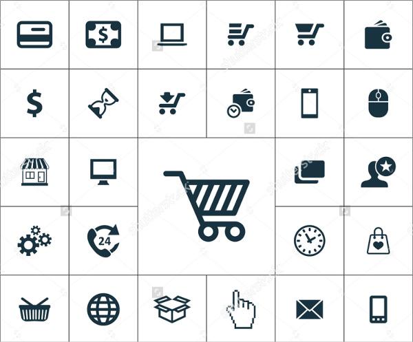 600x497 E Commerce Icon