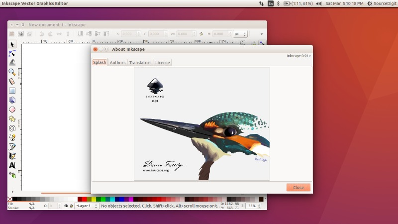 800x450 Install Inkscape Vector Graphics Editor On Ubuntu