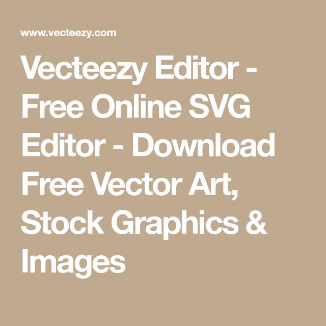 640x640 Vecteezy Editor