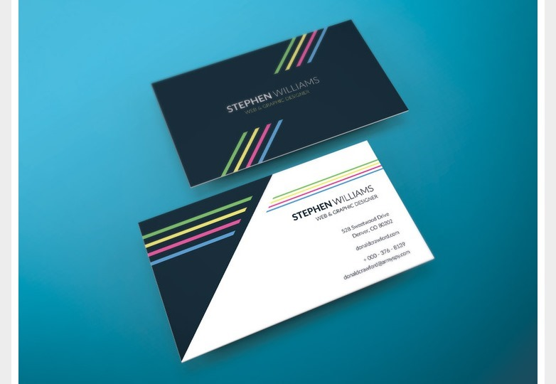 782x540 Business Card Design Free Online Business Card Design Generator