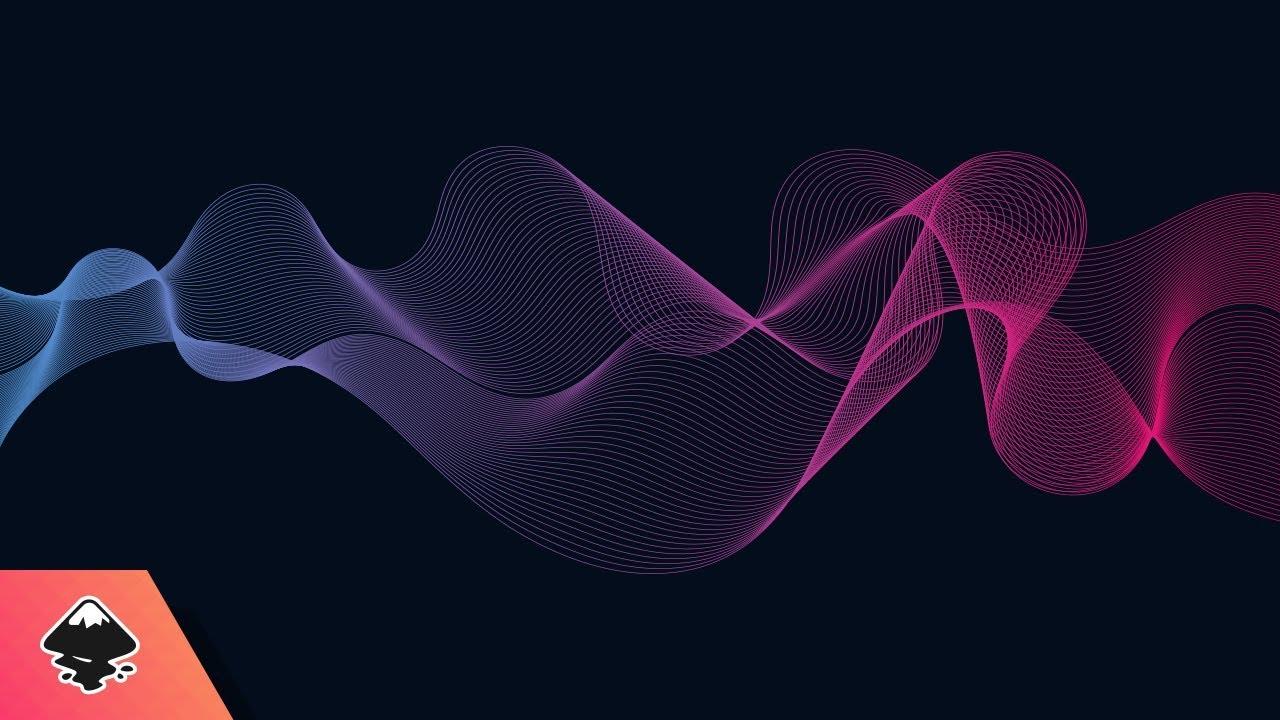 1280x720 Inkscape Tutorial Vector Smoke Effect