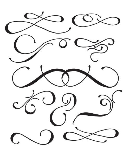 Vector Embellishments