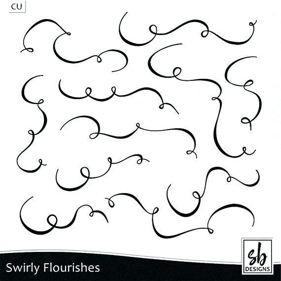 570x570 Swirly Design Swirly Design Swirly Flourishes Swirly