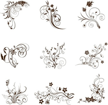 381x368 Vector Embellishments Free Vector Download (12 Free Vector) For