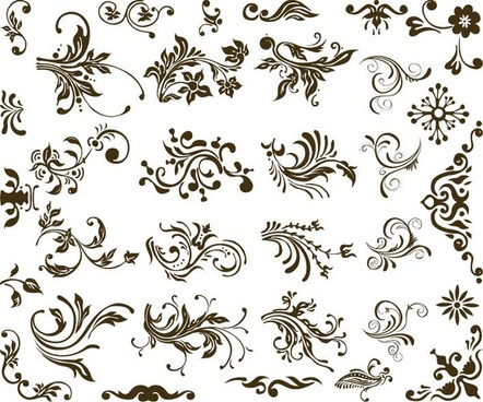 442x368 Vector Gothic Embellishments Free Vector Download (118 Free Vector