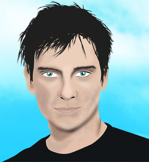 500x545 26 Best Adobe Illustrator Portrait Tutorials Designbeep