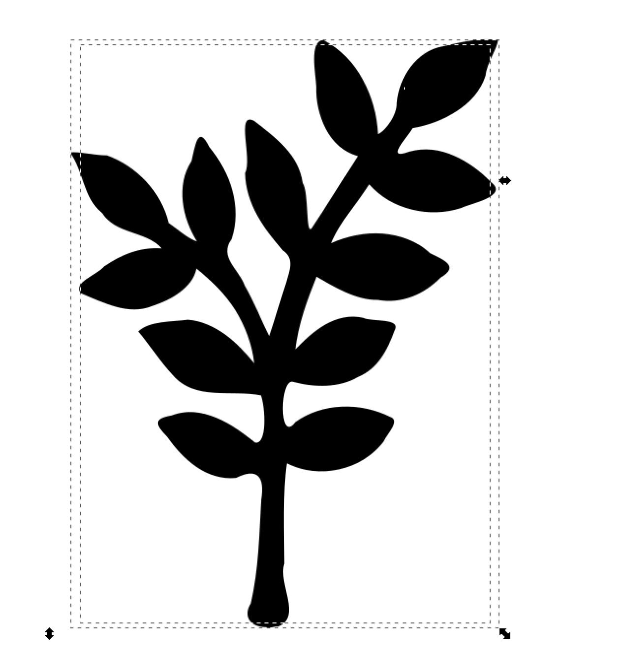 1266x1326 Turn A Hand Drawing Into An Svg Vector Cut File For Cricut With