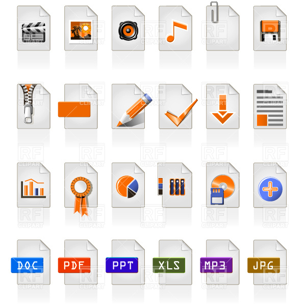 600x600 8 Vector File Extension