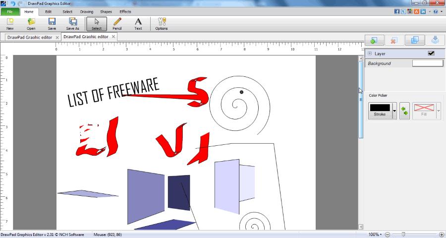 Vector File Editor