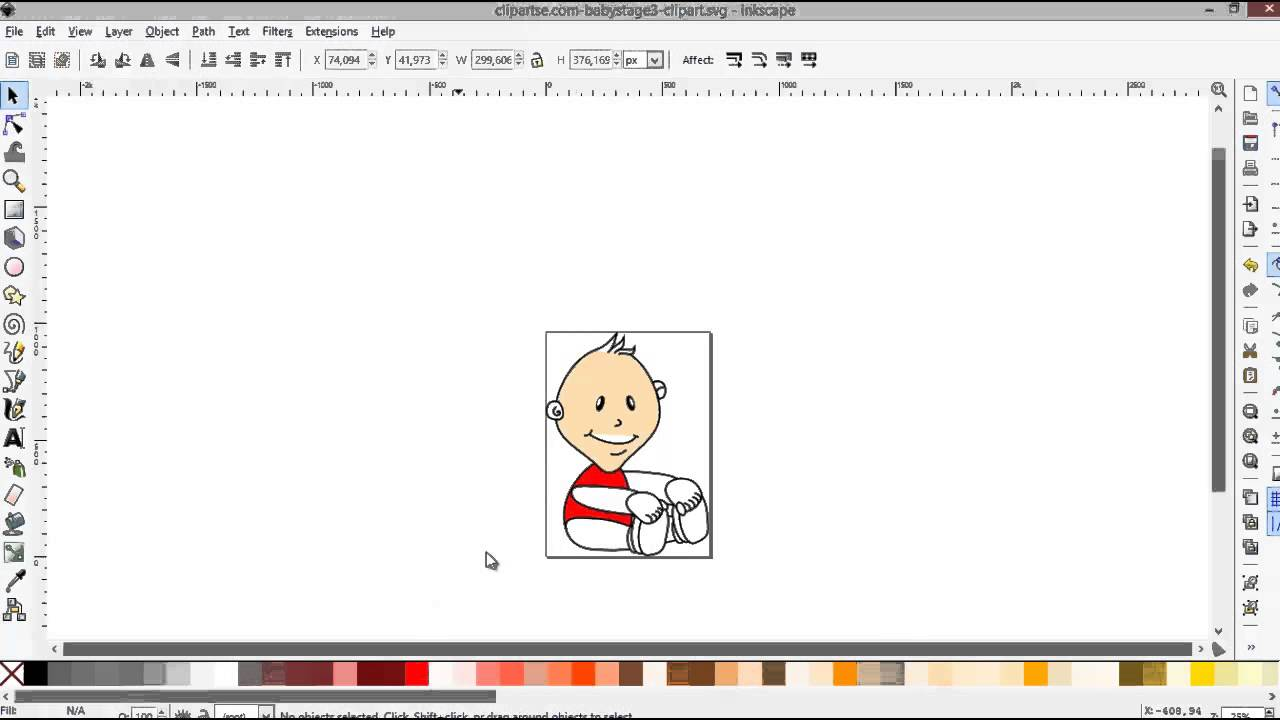 1280x720 How To Edit A Vector Svg Image In Inkscape