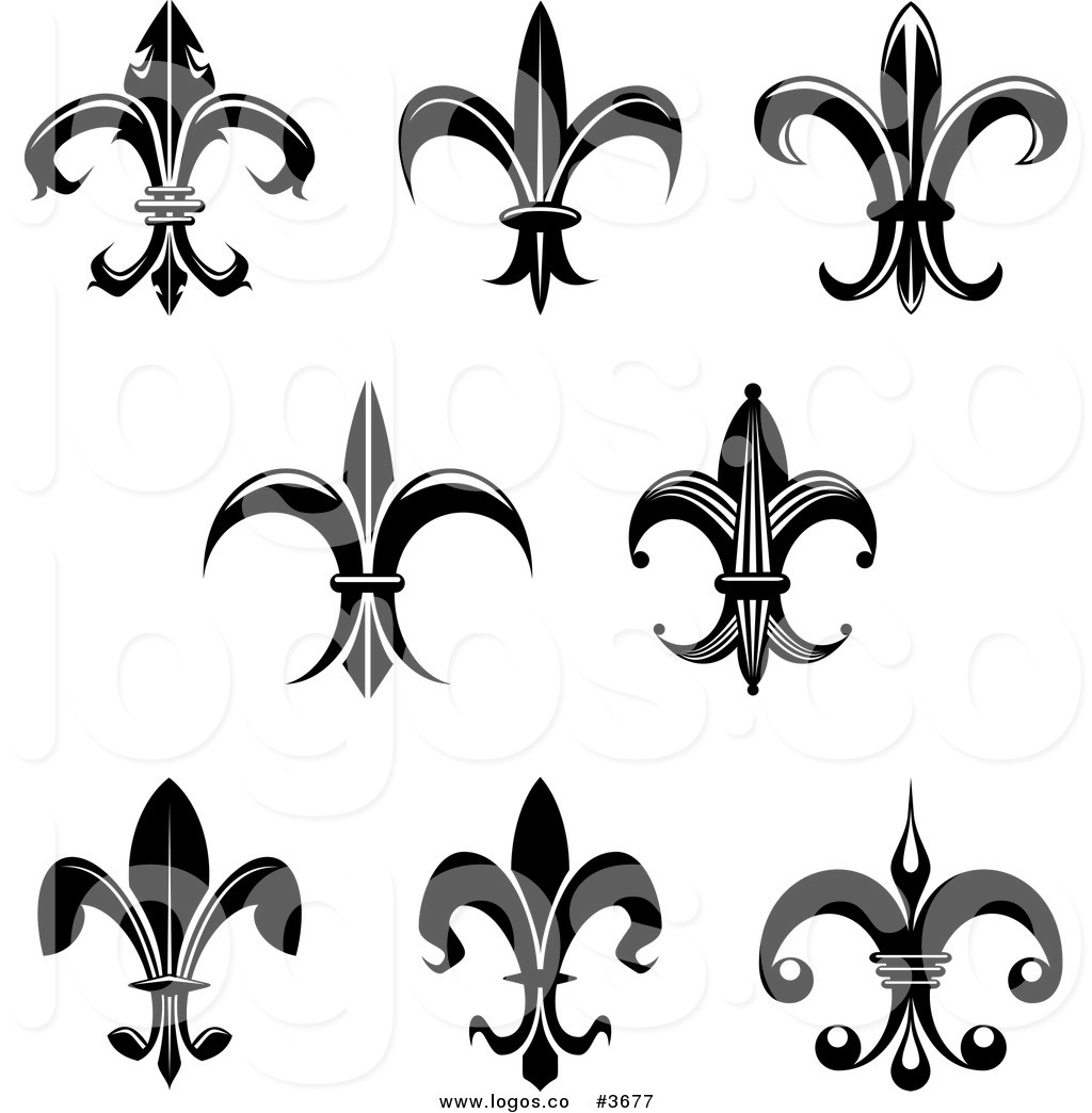1024x1044 Collection Of Fleur De Lis Clipart Free High Quality, Free