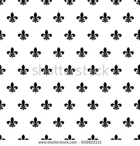 450x469 Fleur Di Lis Patterns Pattern Vector Fleur De Lis Patterns Dtodo