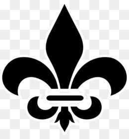 260x280 New Orleans Saints Fleur De Lis Clip Art