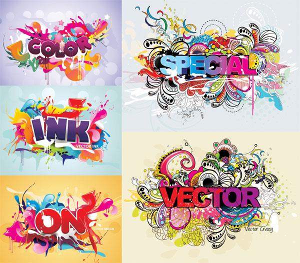 600x526 Font Fashion Design