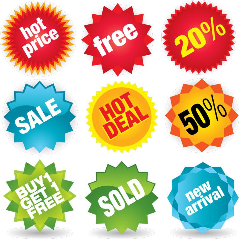 800x800 Sale Labels Set Vector Vector Graphics Blog