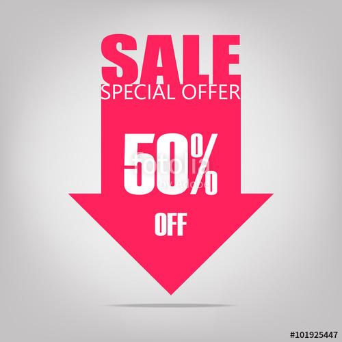 500x500 Super Sale Paper Banner. Sale Background. Big Sale. Sale Tag. Sale