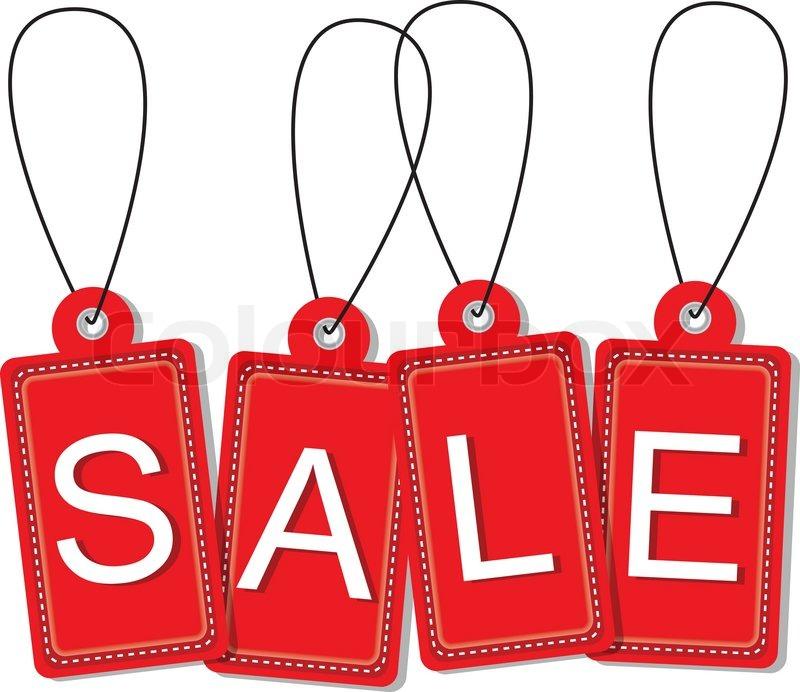 800x692 Vector Of Sale Tag Stock Vector Colourbox