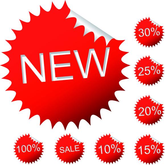 580x579 Discount Sales Vector Free Vector 4vector