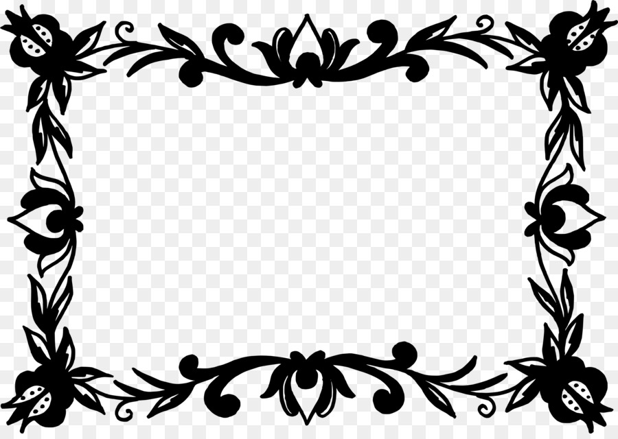 900x640 Flower Picture Frames