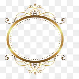 260x261 Gold Border Png, Vectors, Psd, And Clipart For Free Download Pngtree