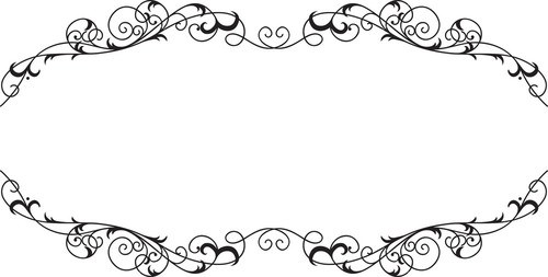 500x253 Photo Frame Png Vector Framess.co