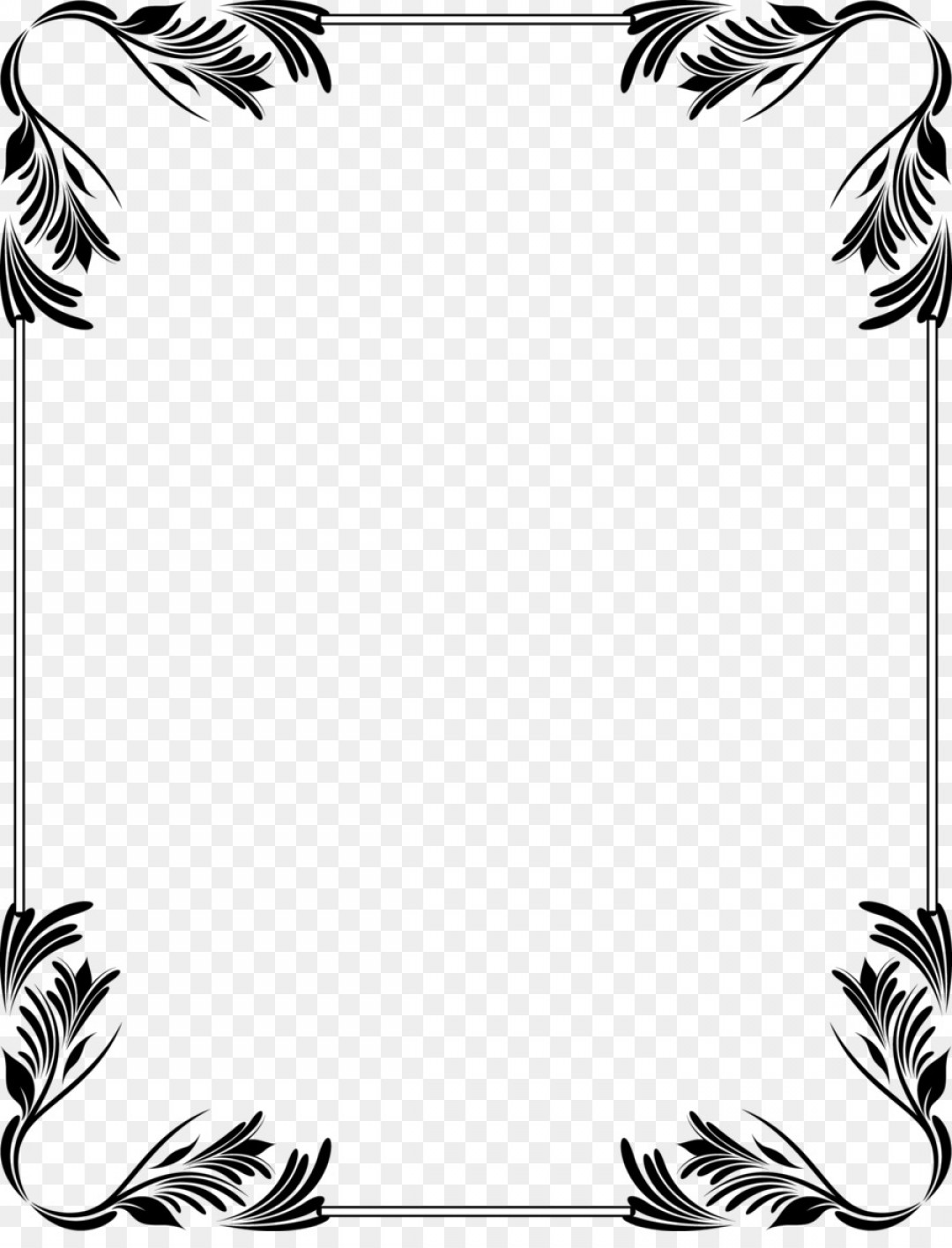 1080x1416 Png Coreldraw Clip Art Vector Frame Rongholland