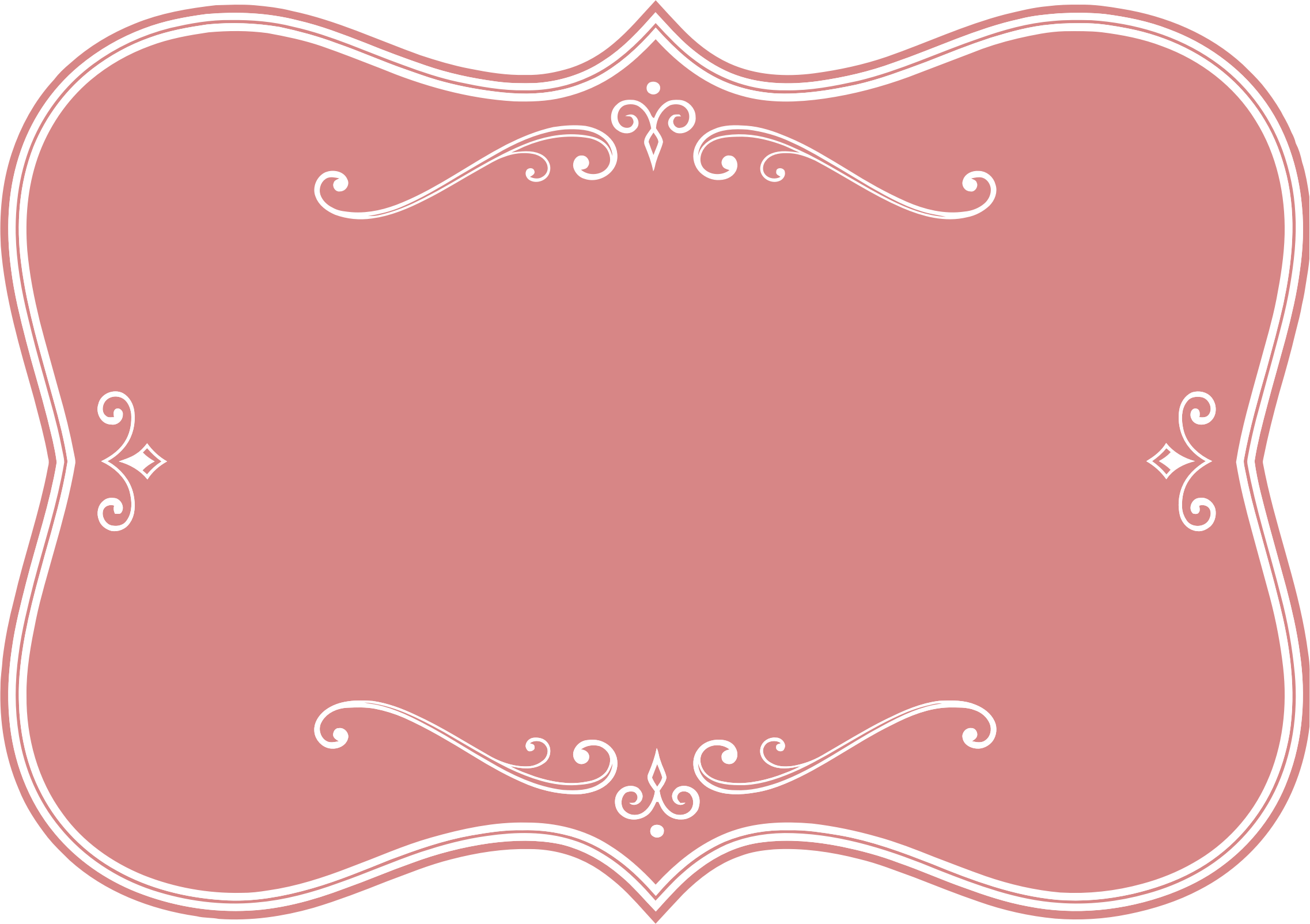 2274x1604 Collection Of Free Vector Png Frame. Download On Ubisafe