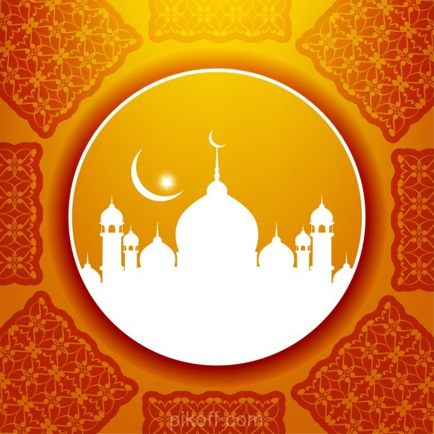 626x626 Ai] Elegant Islamic Background Design Vector Free Download