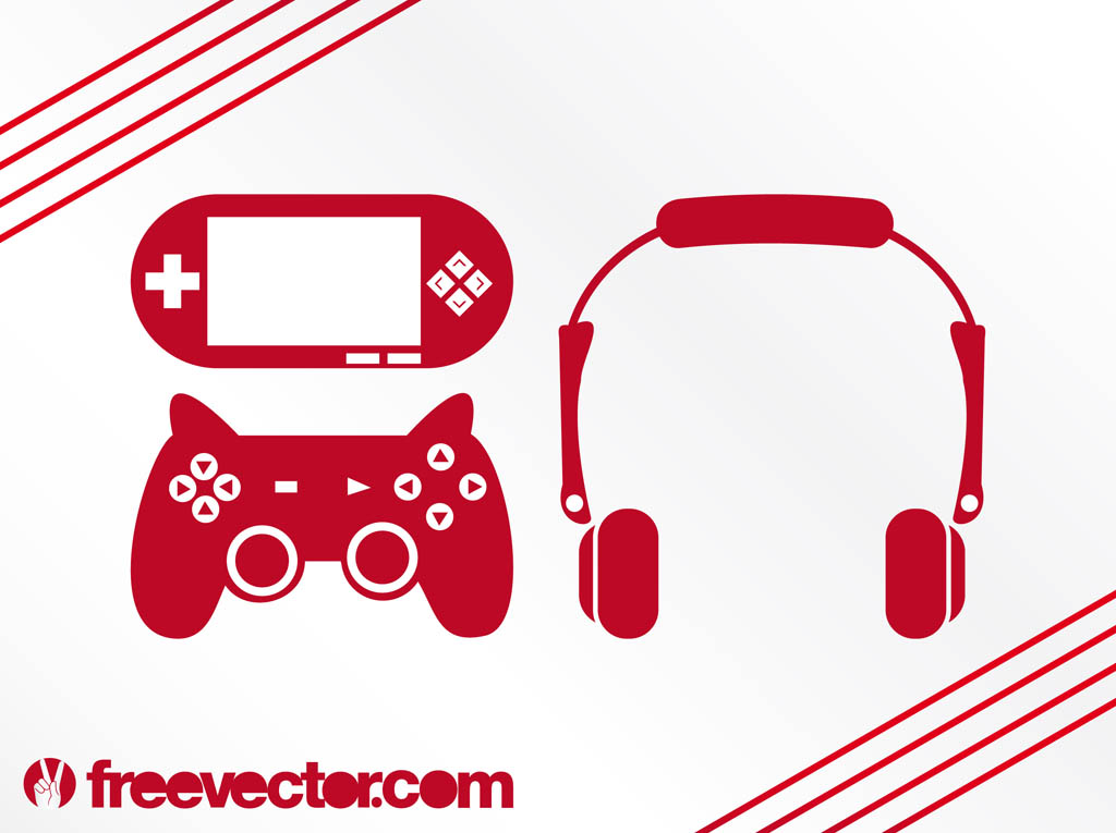 1024x765 Game Icons Vector Art Amp Graphics