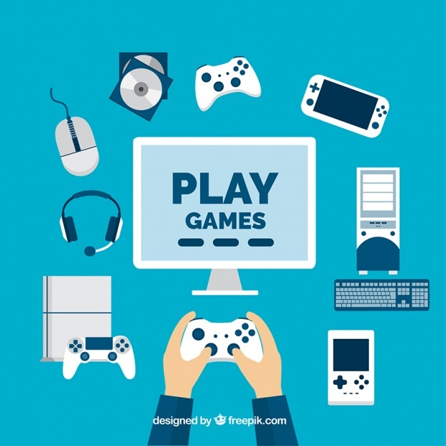 626x626 Games Vectors, Photos And Psd Files Free Download