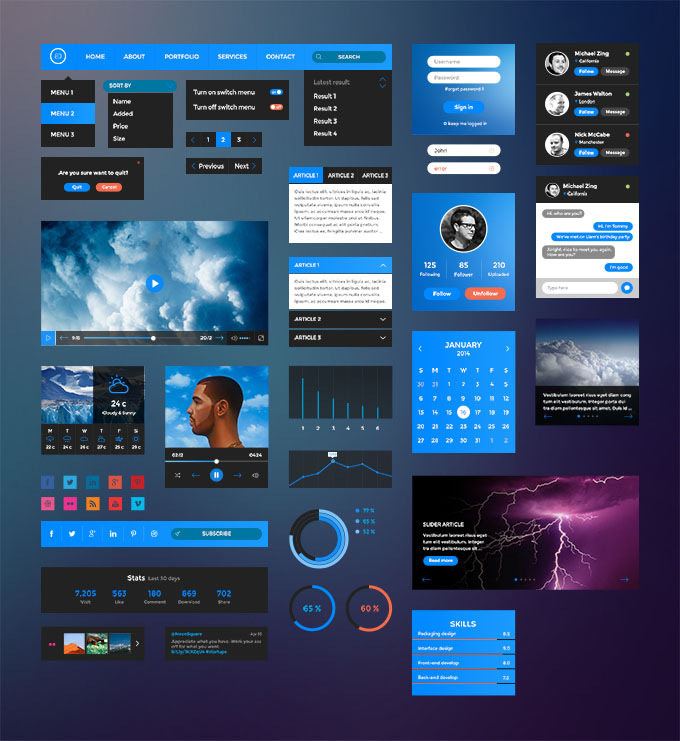 680x741 Free Psd, Graphics And Vector Files