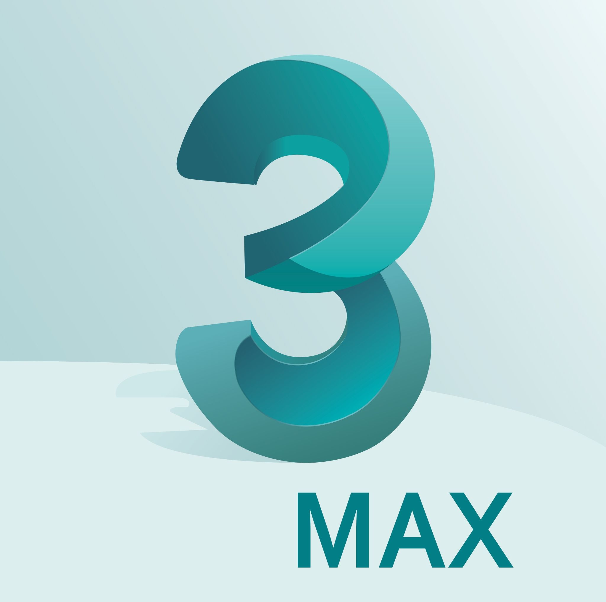 2048x2034 3ds Max Logo (Autodesk) Vector Eps Free Download, Logo, Icons
